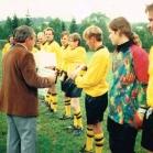 Archiwalne zdjęcia drużyny
