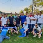 Łukasz Piszczek na meczu ligowym w Radziechowach