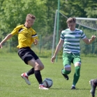 U19: Orzeł Myślenice - Górnik Wieliczka [fot. Piotr Kwiecień, futmal.pl]
