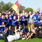 GWIAZDA TORUŃ - III liga kobiet 2016/17, runda wiosenna