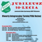 Obchody 50-lecia KS Advit Wiązowna