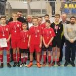 ROCZNIK 2004: Turniej Trampkarza C1 KOZPN (03.02.2019)
