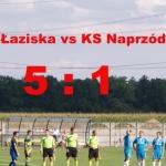 LKS Polonia Łaziska-KS Naprzód Borucin