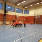 Trening red power