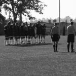 Mecz ligowy Struga Drzycim - Wisla Gruczno