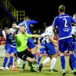 MKS Kluczbork - Stal Mielec 0:1, 4 marca 2017