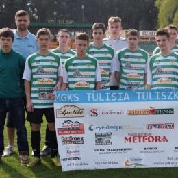 Juniorzy - Tulisia vs GKS Rzgów