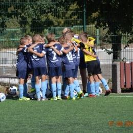 SEMP II Warszawa vs Klub SNU 8:8