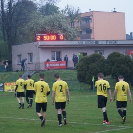Górnik Piaski 2:0 GKS II Katowice