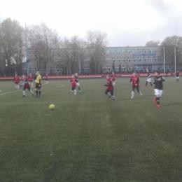 23.04.2017 Dziewczyny: AKS Zły Warszawa - ŁKS Łochów 3:1 (2:0)