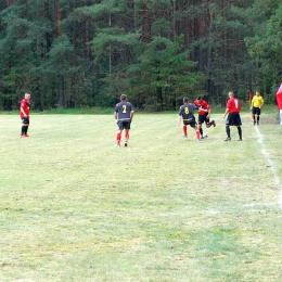 Legion Krępsko 0:0 Czarni Ferdynandowo 04.09.2016r.