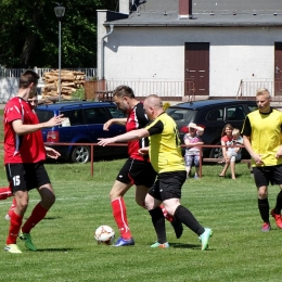 Bronisławki 1:0 Krępsko 28.05.2017r.