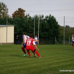 LKS Paszczyna - BODZOS 02/10/2016