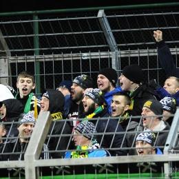 MKS Kluczbork - GKS 1962 Jastrzębie 0:1, 18 listopada 2018