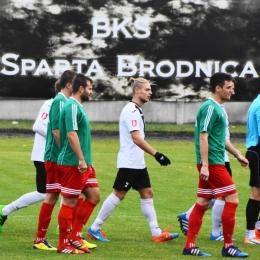 Sparta - Kujawianka  foto. Stefan Jamroży