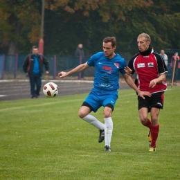 Chełminianka Chełmno - Grom Osie (6.10.2013 r.)