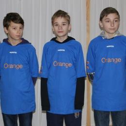 Kluby Sportowe Orange