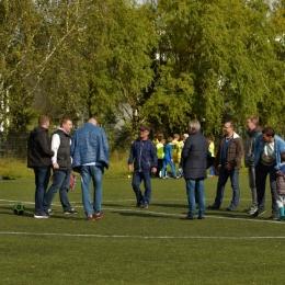 Mecz dla Alberta UKS Smoki vs UKS Arka Kiekrz FOTO ANNA ZIELONKO