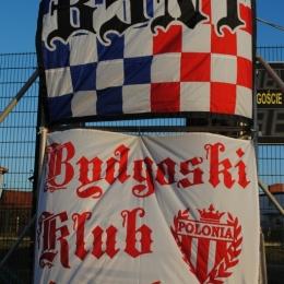 Sparing: Stomil Olsztyn - KP Polonia Bydgoszcz