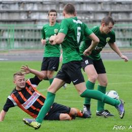 Dąb-Hutnik Szczecin 4-1