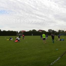 Sezon 2016/2017, trening...