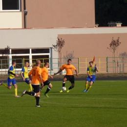 Liga - Seniorzy - Tulisia vs GKS Osiek Wielki