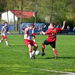 Chełminianka Chełmno - Legia Chełmża (28.04.2012r.)