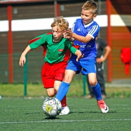 [ŻAK] Mecz z Football Academy Nakło Fot. Szymon Stolarski