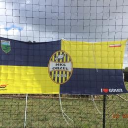 Flaga Orzeł Gulcz