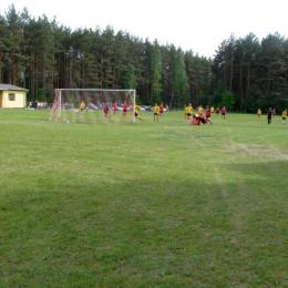 Legion Krępsko 3:2 Krajan Podróżna 31.05.2015r.