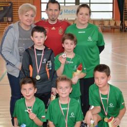 Turniej WOŚP 2015 kat. 2006