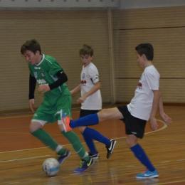 Półfinał MMP U-14 w futsalu w Chrzanowie