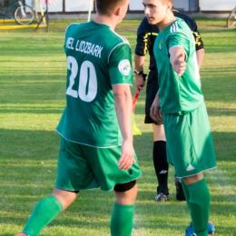 Seniorzy: Tęcza Miłomłyn - Wel Lidzbark (1 : 2) 20.09.2014