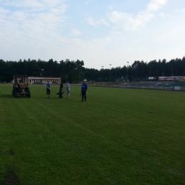 Renowacja boiska