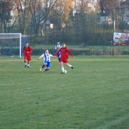 Ruch Popkowice-GLKS Potok Wielki 1-4