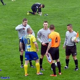 III liga PIAST Tuczempy - AVIA Świdnik 0:0 [2016-04-10]