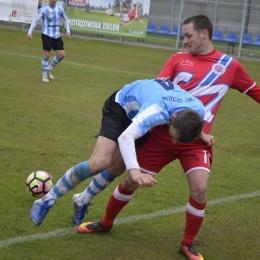 III liga: Świt Skolwin - Chemik Bydgoszcz 1:1