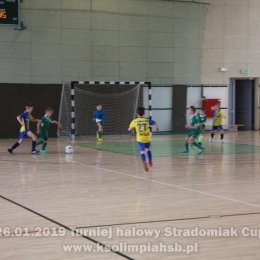 26.01.2019 Turniej halowy Stradomiak Cup