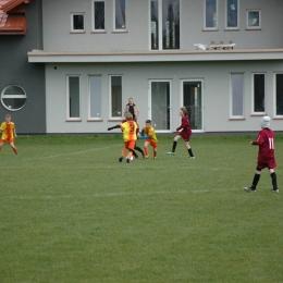 Młodziki 2004: 24.04.2016 ŁKS Łochów vs UKS FDA Wieliszew 9:0