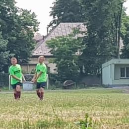 15.06.2019 C2 Trampkarze Płomień Częstochowa-Sparta Szczekociny 4-0