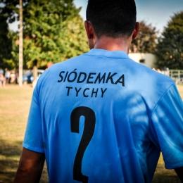 LKS Frydek - Siódemka Tychy [0:3]