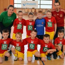 Turniej WOŚP 2015 kat. 2007/08