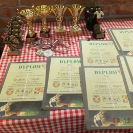 Turniej Trapkarzy w Jorkyball 13.12.2014r Sosnowiec