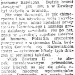 """Artykuł z  """"Żołnierza Polski Ludowej"""" - 25.09.1959."""