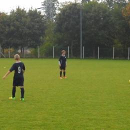 Młodziki Spartakus-Perła 11.10.2014