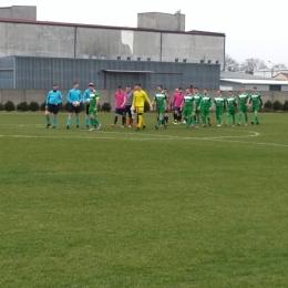 """I Drużyna LKS """"Sparta"""" Lubliniec vs Gmina Kłomnice"""