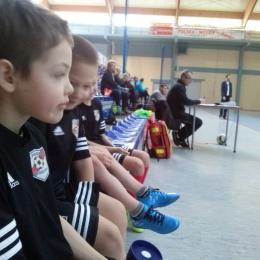 Turniej szkoleniowy Żaków. Dąbrowa Tarnowska 11.02.2017