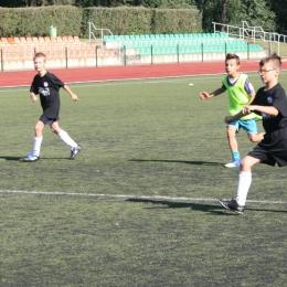 Obóz Wągrowiec 2017 r.