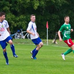 Seniorzy: Wel Lidzbark - Radomniak Radomno (3:1) 13.09.2014