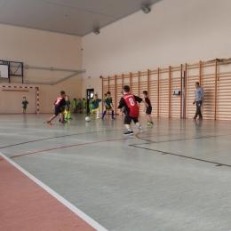 Turniej klas II w Nienaszowie
